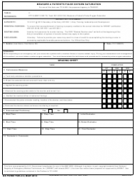 DA Form 7595-2-4 Measure a Patient's Pulse Oxygen Saturation