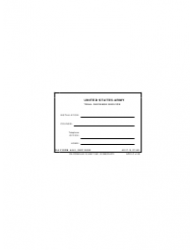 DA Form 4441 United States Army Trial Defense Service