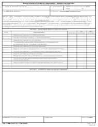 DA Form 5441-37 Evaluation Of Clinical Privileges - Speech Pathology