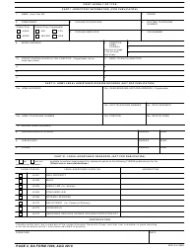 DA Form 7206 Application to Perform Legal Assistance Work for Retirement Points and to Be Listed in the Jagc Officer Legal Assistance Directory, Page 2