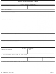 DA Form 7400  Fillable Pdf