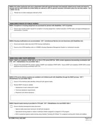 DA Form 7419-2 Exceptional Family Member Program (EFMP), Page 8