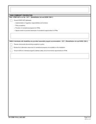DA Form 7419-2 Exceptional Family Member Program (EFMP), Page 9