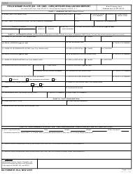 DA Form 67-10-2 Field Grade Plate (O4 - O5; Cw3 - Cw5) Officer Evaluation Report