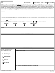 DA Form 67-10-2 Field Grade Plate (O4 - O5; Cw3 - Cw5) Officer Evaluation Report, Page 2