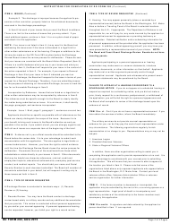 DD Form 293 Application for the Review of Discharge From the Armed Forces of the United States, Page 4