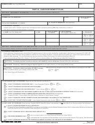 DD Form 2656 Data for Payment of Retired Personnel, Page 4
