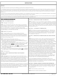 DD Form 2656 Data for Payment of Retired Personnel, Page 7