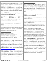 DD Form 2656 Data for Payment of Retired Personnel, Page 8