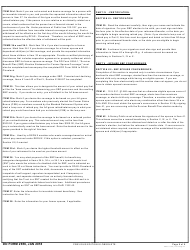 DD Form 2656 Data for Payment of Retired Personnel, Page 9