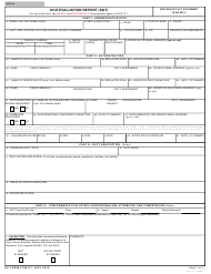"DA Form 2166-9-1 ""NCO Evaluation Report (SGT)"""