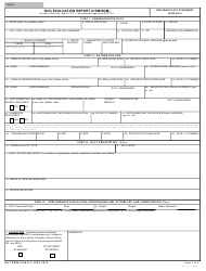 DA Form 2166-9-3  Fillable Pdf