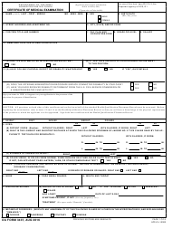 DA Forms and Templates PDF  download Fill and print for free