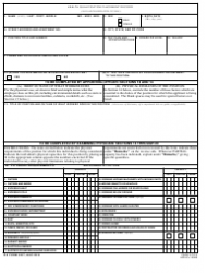 DA Form 3437 Certificate of Medical Examination, Page 3