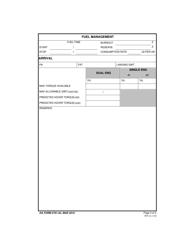DA Form 5701-64 Ah-64 Performance Planning Card, Page 2