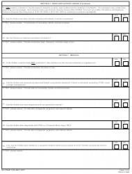 DA Form 7759 United States Army Explosive Ordnance Disposal (Eod) Interview Checklist, Page 3