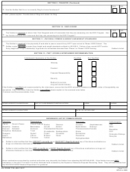 DA Form 7759 United States Army Explosive Ordnance Disposal (Eod) Interview Checklist, Page 8