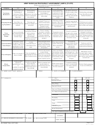 DA Form 7764-6 Army Musician Proficiency Assessment (Ampa) (Flute), Page 2