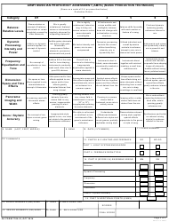 DA Form 7764-16 Army Musician Proficiency Assessment (Ampa) (Music Production Technician), Page 2