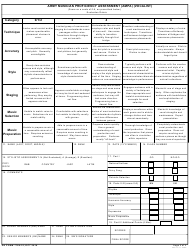 DA Form 7764-15 Army Musician Proficiency Assessment (Ampa) (Vocalist), Page 2