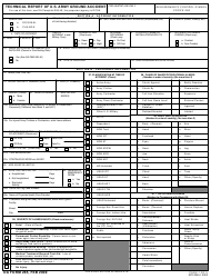 "DA Form 285 ""Technical Report of U.S. Army Ground Accident"""