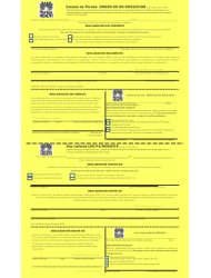 Form 1896 Download Printable Pdf Do Not Resuscitate Order