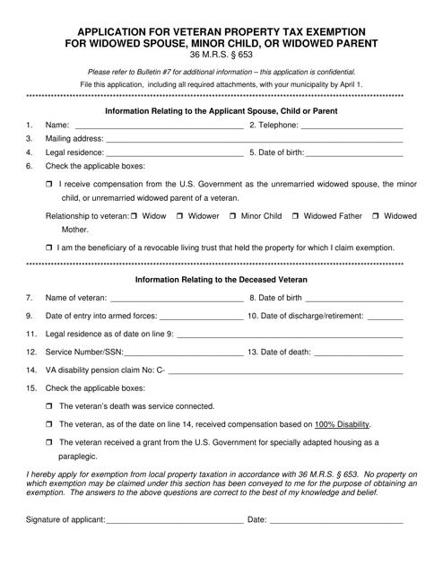 Form PTF-307  Printable Pdf
