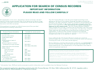 "Form BC-600 ""Application for Search of Census Records"""