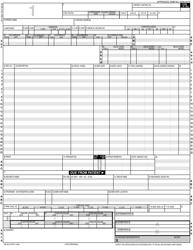 "Form UB-92 (HCFA-1450) ""Uniform Bill"""