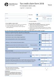 Form IR 526 2018 Fillable Pdf