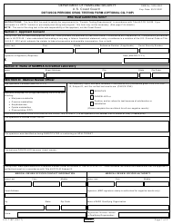 Form CG-719P Dot/USCG Periodic Testing Form (Optional Cg-719p)