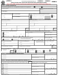 Form 2  Fillable Pdf