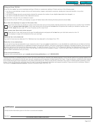 Form TD 1ON 2018 Ontario Personal Tax Credits Return - Ontario, Page 2
