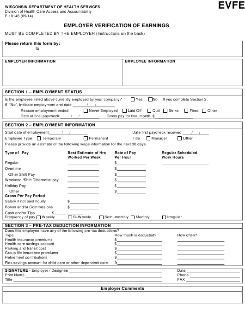 Form F-10146  Printable Pdf