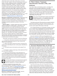 Instructions for IRS Form 1096, Form 1097, Form 1098, Form 1099, Form 3921, Form 3922, Form 5498, Form W-2g - General Instructions for Certain Information Returns 2018, Page 13