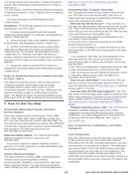 Instructions for IRS Form 1096, Form 1097, Form 1098, Form 1099, Form 3921, Form 3922, Form 5498, Form W-2g - General Instructions for Certain Information Returns 2018, Page 22