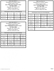 """VA Form 21P-535 """"Application for Dependency and Indemnity Compensation by Parent(S)"""", Page 8"""