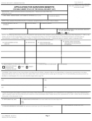 """VA Form 21P-535 """"Application for Dependency and Indemnity Compensation by Parent(S)"""", Page 9"""