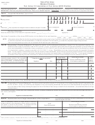 Form EXM Download Fillable PDF 2017, Foreign or Alien ...