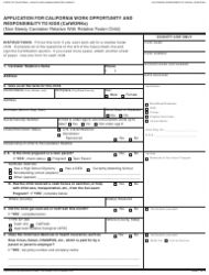 page_1_thumb Tanf Application Form on benefits per state, monthly benefits state, statistics state, amount chart,