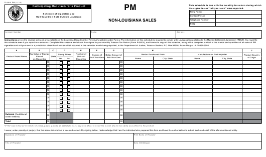 Form R-5612 PM Fillable Pdf