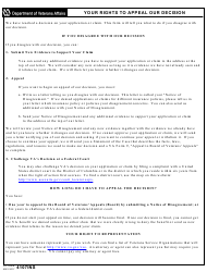 VA Form 4107INS Your Rights to Appeal Our Decision