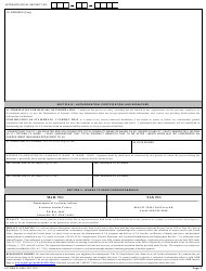 page_3_thumb Veterans Forms Application on immigration application, leadership application, government application, welfare application, police application, army application, social security application, counseling application, medicare application, christmas application,