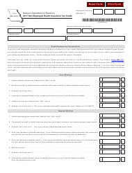 Health Insurance Verification Form - a Place Called Home ...