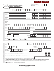 Eta Form 9061 Download Printable Pdf Individual Characteristics