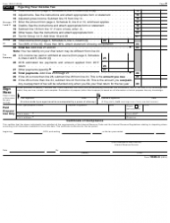 IRS Form 1040-C 2018 U.S. Departing Alien Income Tax Return, Page 2