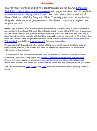 """IRS Form W-2 """"Wage and Tax Statement"""", 2018"""