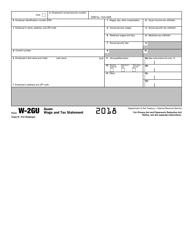 IRS Form W-2GU 2018 Guam Wage and Tax Statement, Page 8