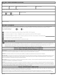 form ds 174 download fillable pdf employment application for