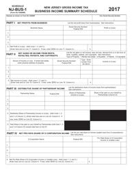 Instructions For Form Nj 1040nr Nonresident Return